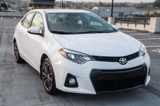 Used 2015 Toyota Corolla Base for sale in Langley, BC