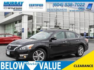 Used 2013 Nissan Altima 2.5**Sunroof**Bluetooth** for sale in Surrey, BC