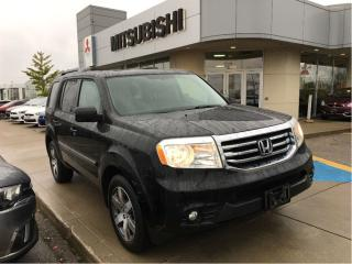 Used 2014 Honda Pilot Touring 4WD 5AT for sale in London, ON