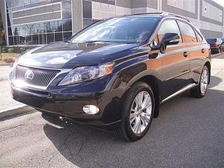 Used 2012 Lexus RX 450h HYBRID, PREMIUM, NAVI, LEATHER for sale in Aurora, ON