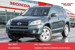 Used 2011 Toyota RAV4 Base | Automatic for sale in Whitby, ON