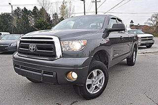 Used 2011 Toyota Tundra SR5 5.7L V8, DBL CAB, 4X4 for sale in Aurora, ON