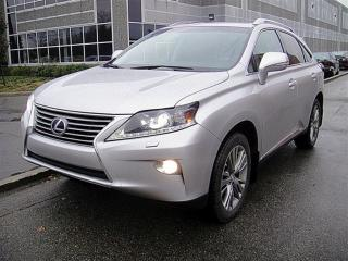 Used 2013 Lexus RX 450h PREMIUM, NAVI, HYBRID for sale in Aurora, ON