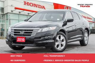 Used 2010 Honda Accord Crosstour EX-L | Automatic for sale in Whitby, ON