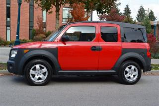 Used 2005 Honda Element Y-Package EX 4WD for sale in Vancouver, BC