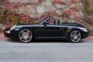 Used 2008 Porsche 911 Carrera 4S Convertible for sale in Vancouver, BC