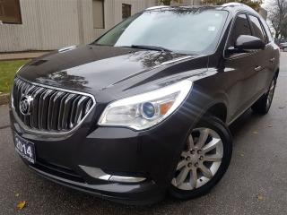 Used 2014 Buick Enclave Premium-DVD-Navi-New tires-Prisitine for sale in Mississauga, ON