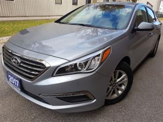 Used 2017 Hyundai Sonata GL-Hyundai Certified-Extended warranty for sale in Mississauga, ON