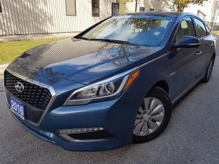 Used 2016 Hyundai Sonata Hybrid 120,000 km warranty-2.99% available for sale in Mississauga, ON