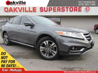 Used 2014 Honda Accord Crosstour EX-L | LEATHER | SUNROOF | NAVI | B/U CAM for sale in Oakville, ON