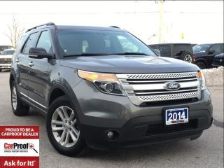Used 2014 Ford Explorer XLT**BACK UP CAMERA**KEYLESS ENTRY** for sale in Mississauga, ON