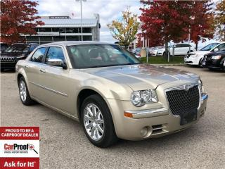Used 2009 Chrysler 300 *LIMITED*LEATHER*SUNROOF*ALLOY WHEELS* for sale in Mississauga, ON