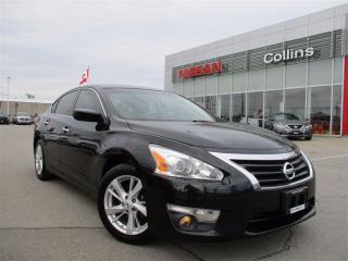 Used 2013 Nissan Altima 2.5 SV| NAVI | ALLOYS | HTD SEATS |BACK UP CAMERA for sale in St Catharines, ON