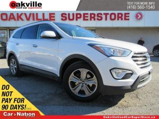Used 2013 Hyundai Santa Fe XL Premium | AWD | LEATHER | HEATED SEATS | PANOROOF for sale in Oakville, ON