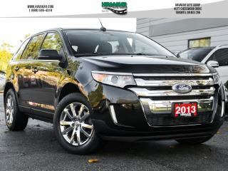 Used 2013 Ford Edge Limited  Nav, Pano Roof for sale in North York, ON