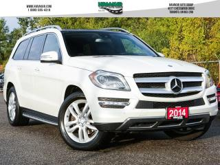Used 2014 Mercedes-Benz GL-Class 350 BlueTEC 7 Passenger for sale in North York, ON