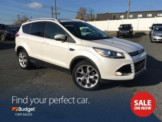 Used 2014 Ford Escape Automated Parking, Navigation, All Wheel Drive for sale in Vancouver, BC