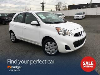 Used 2016 Nissan Micra SV Edition, Bluetooth, Traction Control, Reliable for sale in Vancouver, BC