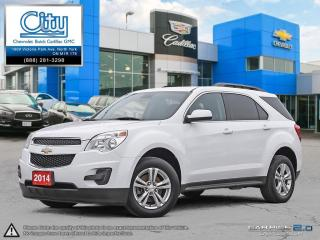 Used 2014 Chevrolet Equinox LT FWD for sale in North York, ON