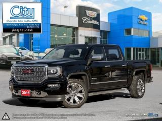 Used 2016 GMC Sierra 1500 Crew 4x4 Denali / Short Box for sale in North York, ON