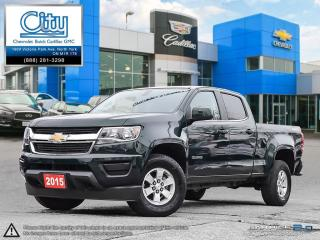 Used 2015 Chevrolet Colorado Crew 4x4 WT / Long Box for sale in North York, ON