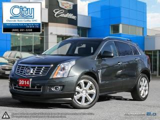 Used 2014 Cadillac SRX AWD V6 Premium 1SE for sale in North York, ON