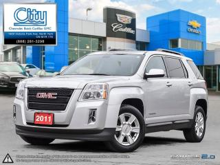 Used 2011 GMC Terrain SLT1 FWD 1SC for sale in North York, ON