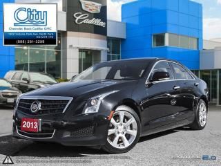 Used 2013 Cadillac ATS LCV RWD for sale in North York, ON
