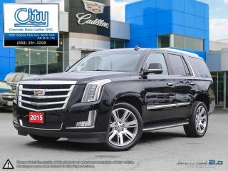 Used 2015 Cadillac Escalade LUXURY for sale in North York, ON