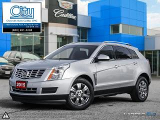 Used 2015 Cadillac SRX AWD LUXURY for sale in North York, ON