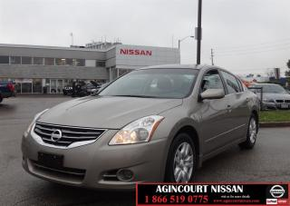Used 2011 Nissan Altima 2.5 S |Certified and E-Tested| for sale in Scarborough, ON
