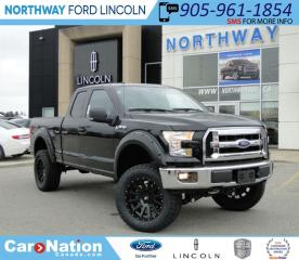 Used 2017 Ford F-150 | XLT |5.0L V-8 | 4X4 | LIFTED | for sale in Brantford, ON