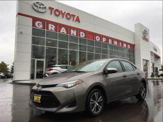 Used 2017 Toyota Corolla LE for sale in Pickering, ON