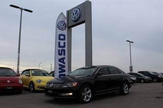 Used 2013 Volkswagen Passat 2.0 TDI Comfortline (DSG) for sale in Whitby, ON