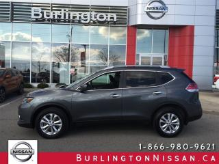 Used 2014 Nissan Rogue SV, 7 PASSENGER, ACCIDENT FREE ! for sale in Burlington, ON