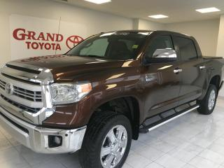 Used 2014 Toyota Tundra Platinum for sale in Grand Falls-windsor, NL