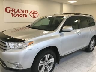 Used 2013 Toyota Highlander for sale in Grand Falls-windsor, NL