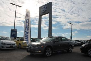 Used 2014 Volkswagen Passat 2.0 TDI Comfortline for sale in Whitby, ON