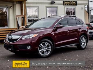 Used 2014 Acura RDX Technology Package for sale in Ottawa, ON