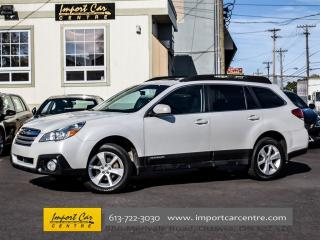 Used 2013 Subaru Outback 2.5i Touring for sale in Ottawa, ON
