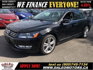 Used 2012 Volkswagen Passat 2.0 TDI DSG Comfortline for sale in Hamilton, ON