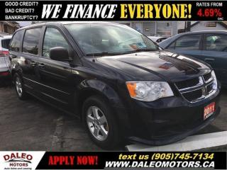 Used 2011 Dodge Grand Caravan SE/SXT for sale in Hamilton, ON