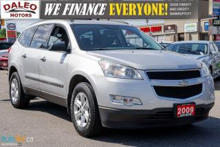 Used 2009 Chevrolet Traverse LS | 3.6L | 7 PASSENGER | 144KMS | ON SALE! for sale in Hamilton, ON