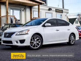 Used 2014 Nissan Sentra SR for sale in Ottawa, ON