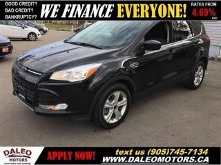 Used 2014 Ford Escape SE|NAV| REAR CAM|HEATED SEATS for sale in Hamilton, ON