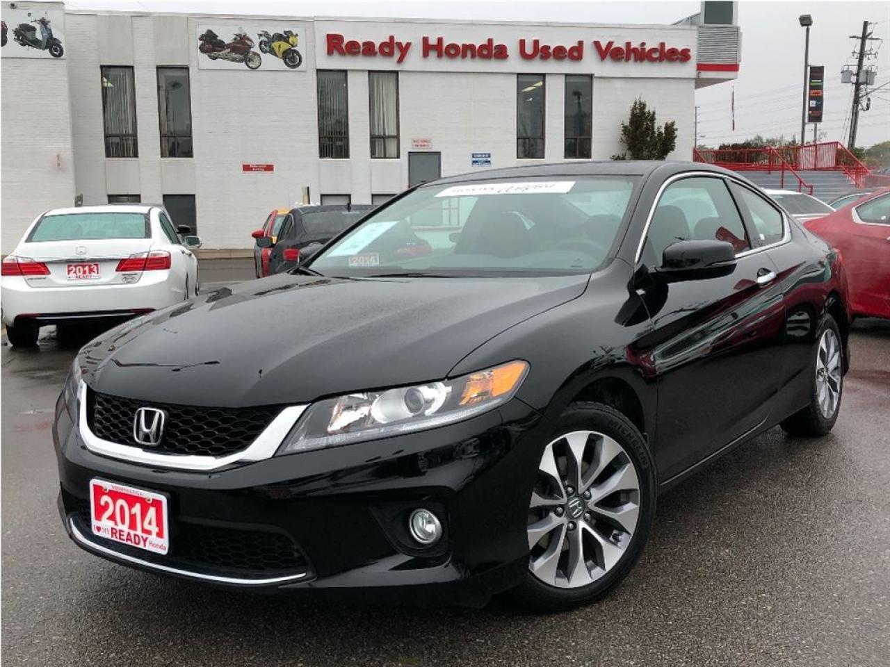 Photo of Black 2014 Honda Accord
