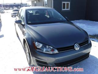 Used 2015 Volkswagen GOLF  5D HBK 1.8 TSI AT for sale in Calgary, AB