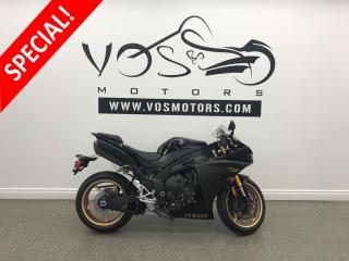 Used 2009 Yamaha YZF-R1 Free Delivery in the GTA** for sale in Concord, ON