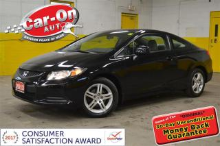 Used 2013 Honda Civic AUTO AIR HTD SEATS only 59,000km for sale in Ottawa, ON