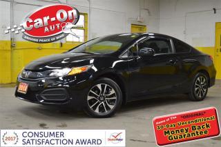 Used 2014 Honda Civic EX SUNROOF HEATED SEATS REAR CAM ALLOYS for sale in Ottawa, ON